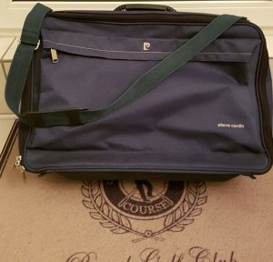 Pierre Cardin Weekender Bag dark blue