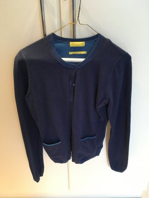 Witty Knitters Blousejack blauw-korenblauw