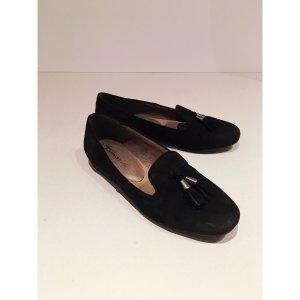 Tamaris Slip-on Shoes black