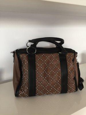 Sehr schöne Tasche in schwarz/beige