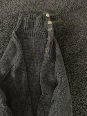 Zara Long Sweater grey