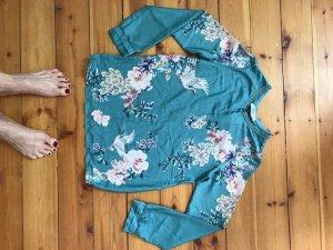 Promod Blusa tipo kimono multicolor