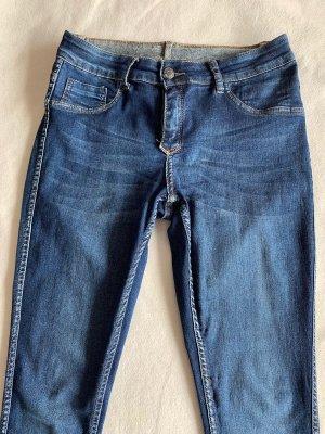 Jeans stretch multicolore