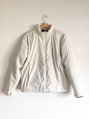Vaude Outdoor Jacket white-black polyester