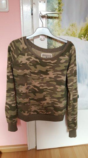 Sehr schöner Armee Pullover