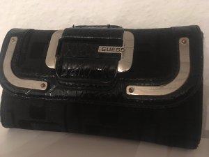Guess Wallet black