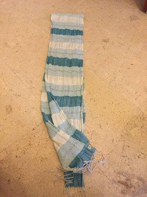 Sehr schöner gestreifter Schal von der Marke Rom Tailor Denim