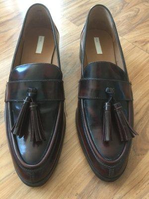 Sehr schöner Loafer aus Leder