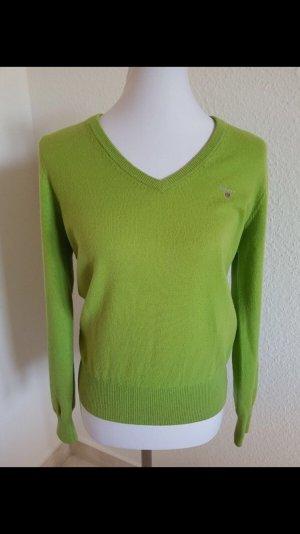 Sehr schöner neuwertiger wollPullover von Gant in Größe M grün