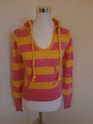 Sehr schöner Pullover mit Kaputze von Only XS