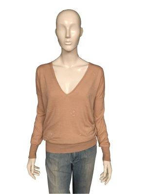sehr schöner Pullover von Chloé – rosenholzfarben - kaum getragen
