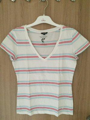 Sehr schönes gestreiftes T-Shirt von der Marke Kenvelo in Größe M