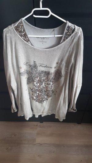 Canda Camicia a tunica bronzo-beige