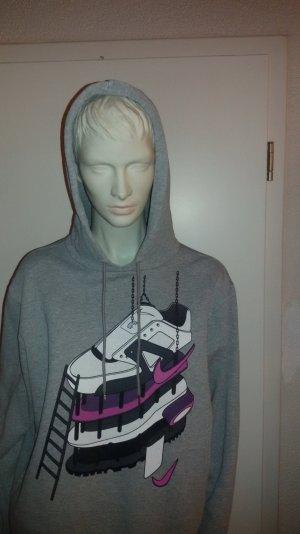 sehr schönes graues Sweatshirt