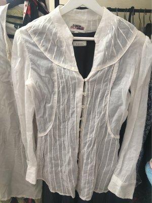 Blend Long Sleeve Shirt natural white