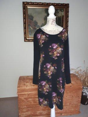 Sehr schönes Kleid mit Blumendruck