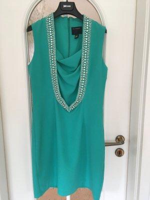 Cavalli Dress turquoise-cadet blue
