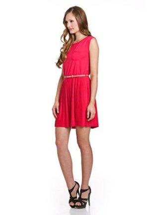 Sehr schönes Kleid von Tom Tailor inkl. Gürtel Gr. XS