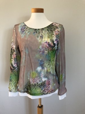 Anja Gockel Blouse multicolore