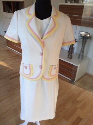 Sehr schönes Sommerkleid mit passender Jacke von Rena Lange