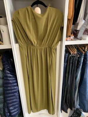 Zara Woman Capo da spiaggia grigio-verde