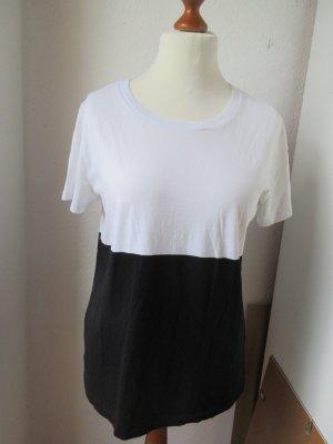 Sehr schönes T-Shirt, schwarz-weiß