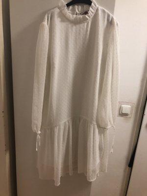 Tommy Hilfiger Abito blusa camicia bianco