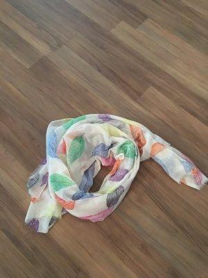 Sehr schönes Tuch mit allen Farben