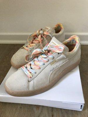 Sehr selten getragene Puma Damen Sneaker exklusiv aus New York 38