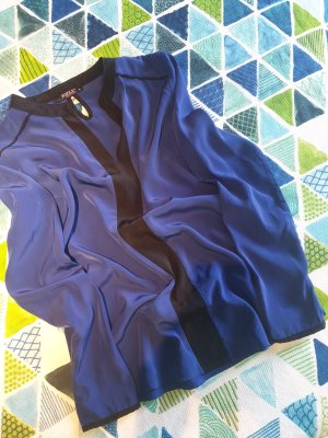 100% Fashion Robe t-shirt bleu