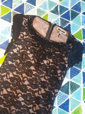 100% Fashion Top batik noir