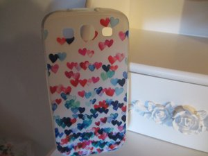 Mobile Phone Case multicolored synthetic material