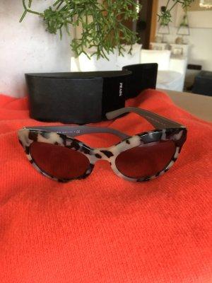 Sehr tolle originale Cat eye Sonnebrille von Prada