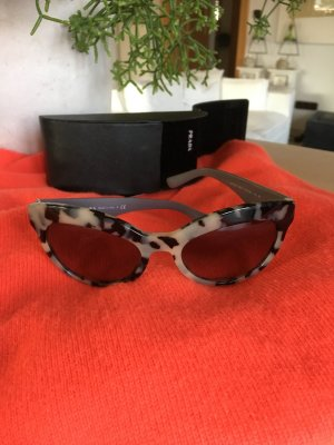 Prada Glasses black-grey