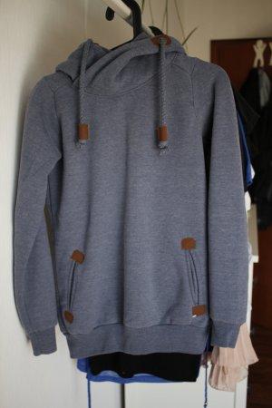 Sublevel Jersey con capucha multicolor Algodón