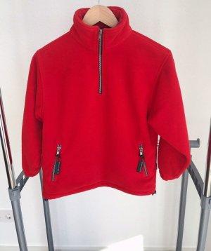 Sehr warmer Pullover