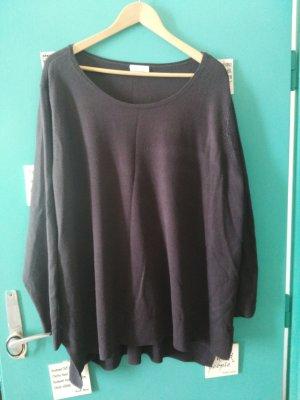 Yessica Oversized trui donkerblauw