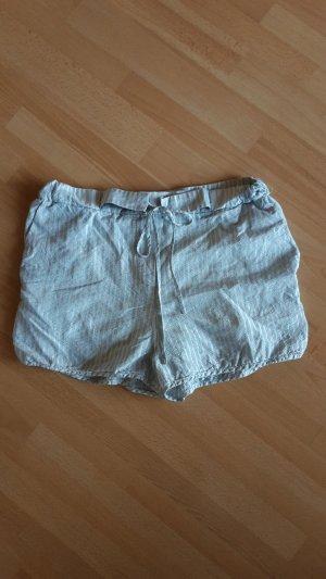 Seide Hose Shorts H&M Studio