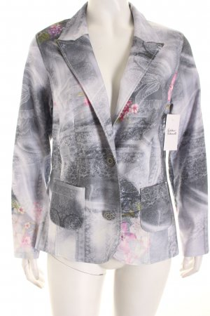 Seidel Moden Short Blazer floral pattern classic style