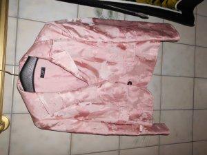 Basler Blazer corto rosa Seta