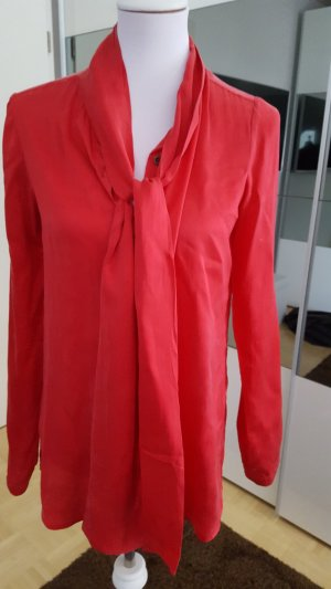 Blaumax Blouse neon red-dark red