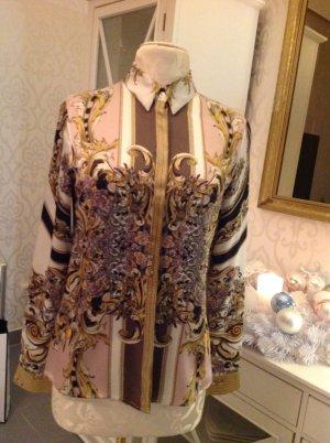 Seiden Bluse von Versace, S
