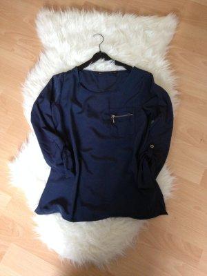 Seiden Bluse Von Zara