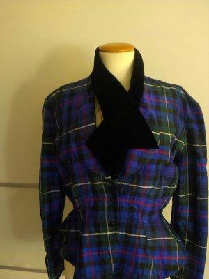 Seiden Jacke, Vintage, Thierry Mugler