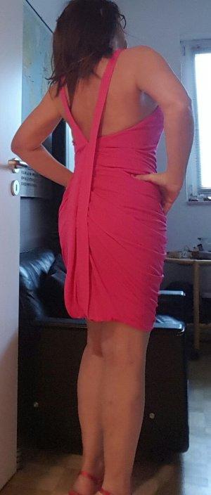 Seiden Kleid Pink 36 von Faith Connexion , ein shnäppchen