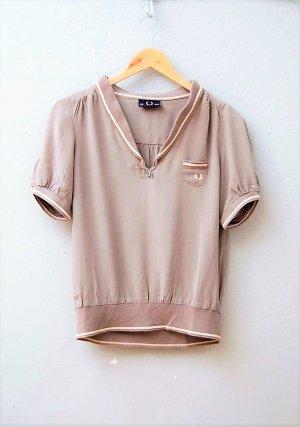 Seiden Polo-Shirt / Golfshirt