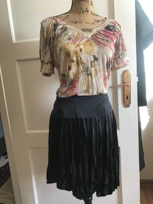 Marc Cain Fringed Skirt black