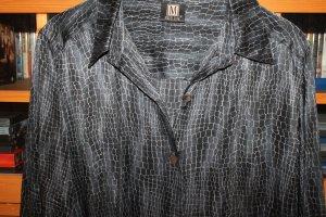 Seiden Satin Ensenble: Bluse und Top von Madeleine Mode, Größe 44