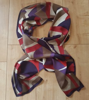 Silk Scarf multicolored