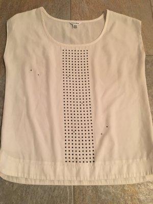 Seiden Shirt von Calvin Klein XS / S